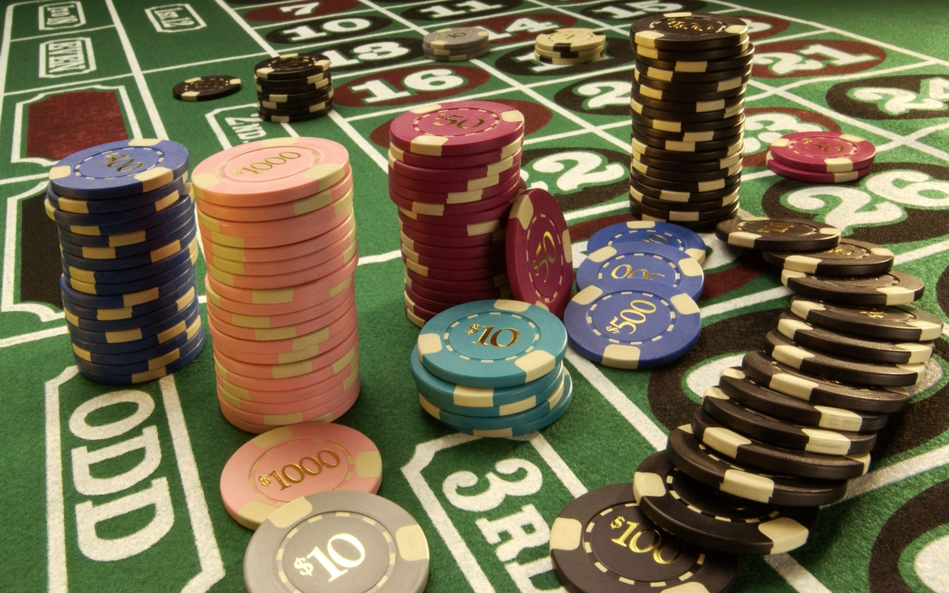 Online Casino Can Be The Worst Enemy